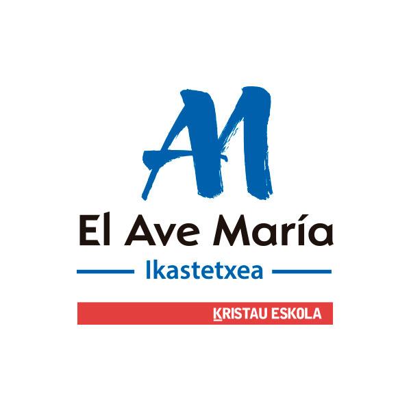 Colegio El Ave María logo